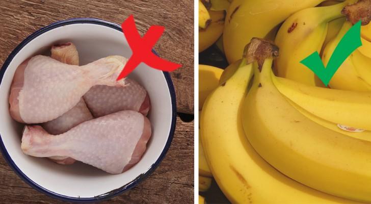 5 Lebensmittel die man vor dem Schlafen gehen essen sollte, und 5 die man vermeiden sollte