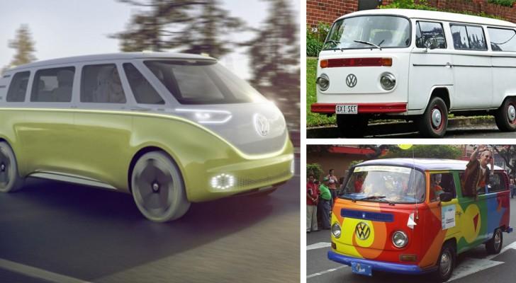 Volkswagen torna a produrre il mitico van hippie: il nuovo modello è previsto per il 2022
