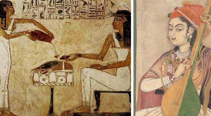 9 curiosités sur les femmes des temps anciens qu'on ne lit pas dans les livres d'histoire