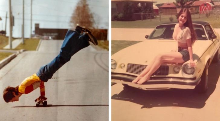 Le foto dei nostri genitori sono infinitamente più belle delle nostre: ecco 12 esempi