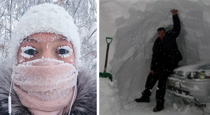 25 winterse foto's die je niet onbetuigd zullen laten