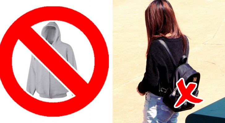 13 interdictions surprenantes imposées par certaines écoles anglo-américaines