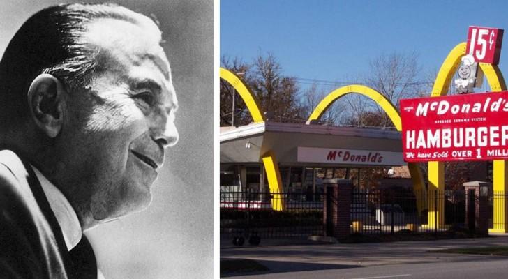 Di come nacque McDonald's e dell'uomo che si appropriò di tutto, nome incluso