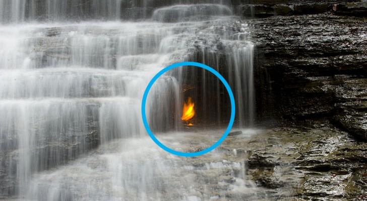 Voici 7 endroits où se produisent des phénomènes mystérieux