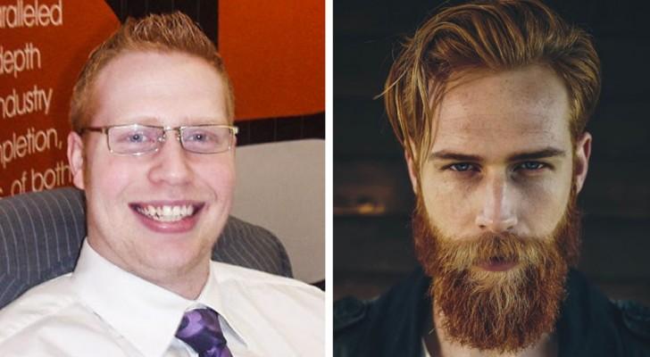 D'agent d'assurance à mannequin: la transformation de cet homme est stupéfiante