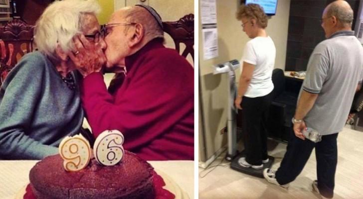 Ces photos démontrent que nos grands-parents savent mieux que nous ce qu'est vraiment l'amour