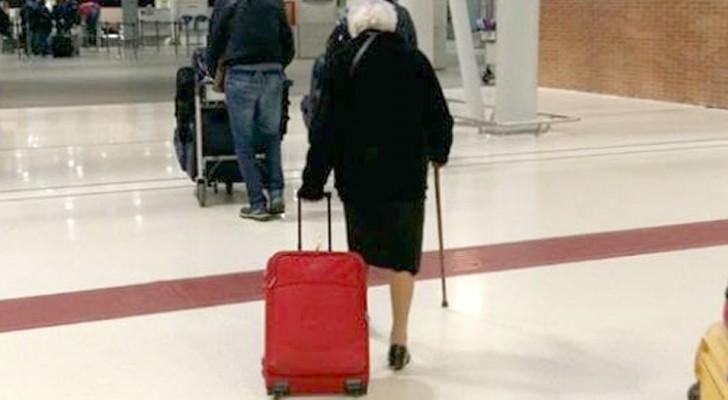 Mit 93 fliegt sie nach Kenya und sie lehrt uns dass ein wenig Leichtsinn unser Leben bereichert!