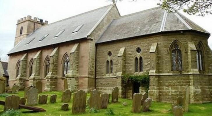 Eine Kirche aus dem Jahr 1700 verwandelt sich in ein Haus: Wenn ihr es von innen seht, werdet ihr euch verlieben