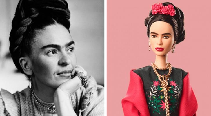 Barbie präsentiert 17 neue Versionen, die