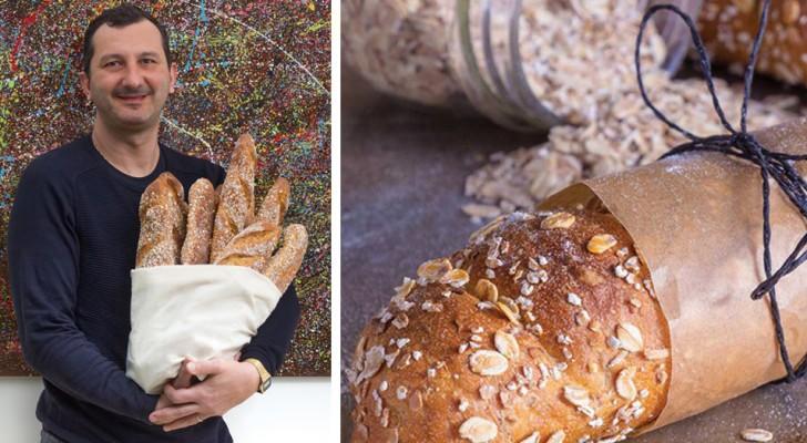 Arriva Salus, il pane dal basso contenuto calorico adatto anche ai diabetici