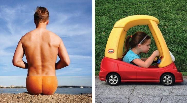 Deze fotograaf combineert compleet verschillende dingen en dat geeft schitterende resultaten