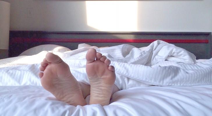 Blijven liggen slapen nadat de wekker is gegaan is een teken van intelligentie zeggen wetenschappers