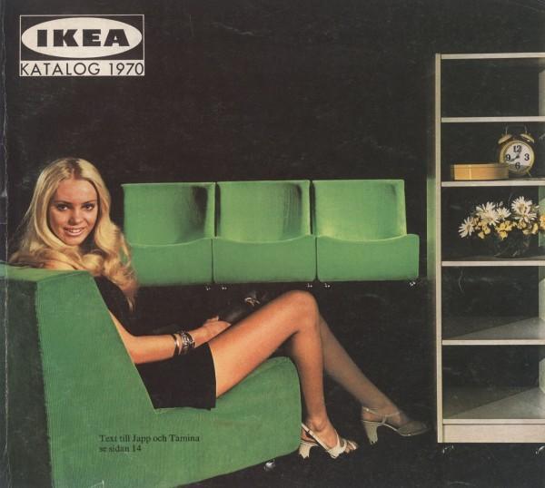 Les catalogues IKEA de 1951 à 2000 nous montrent comment la maison