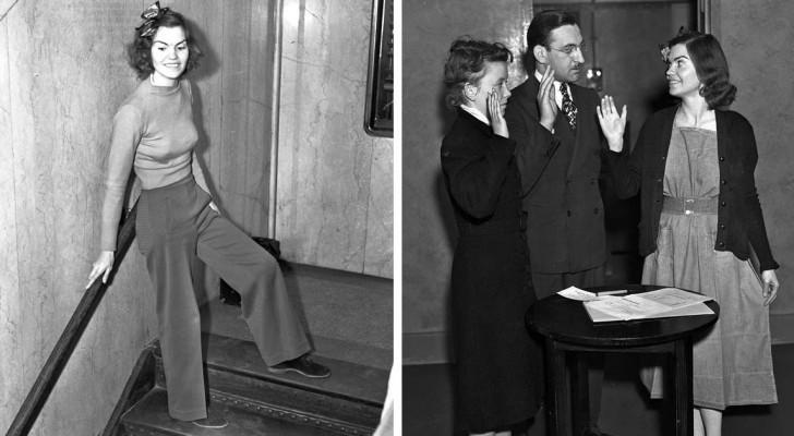 Sie endete im Gefängnis weil sie für ihr Recht kämpfte, Hosen zu tragen: Hier die Geschichte von Helen Hulick