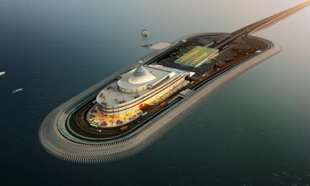 La Chine est sur le point d'inaugurer le plus long pont du monde : voici les lumières et les ombres du projet