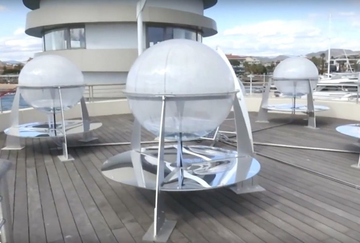 Deze machine maakt van zeewater drinkwater door middel van een simpel en goedkoop proces