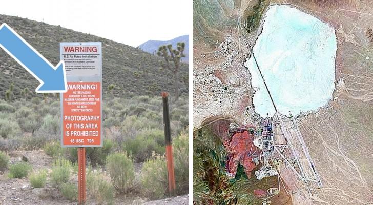 Die Area 51 ist einer der geheimsten Orte der Welt: Hier 9 Fakten die du nicht kanntest