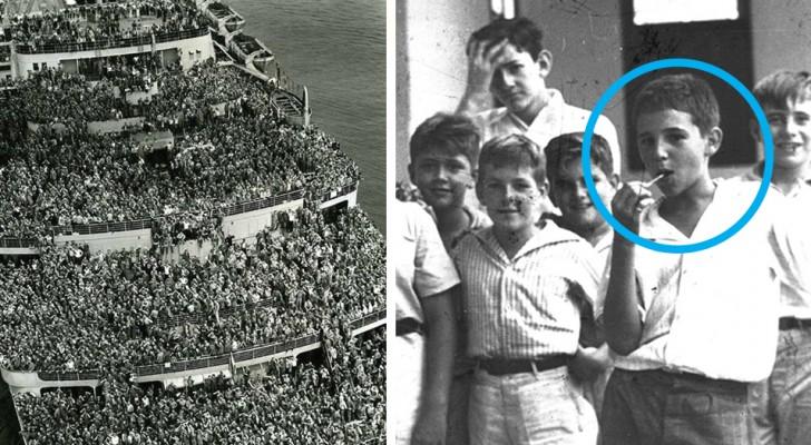 21 foto del passato che non vedrete mai stampate su un libro di storia
