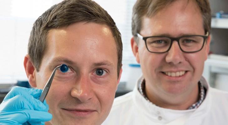 I ricercatori hanno costruito la prima cornea stampata 3D: potrebbe cambiare la vita a 10 milioni di persone