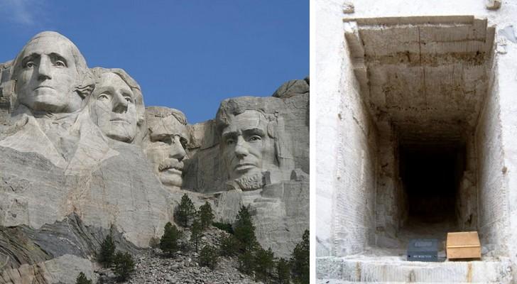 7 monuments célèbres qui cachent en leur sein une salle secrète