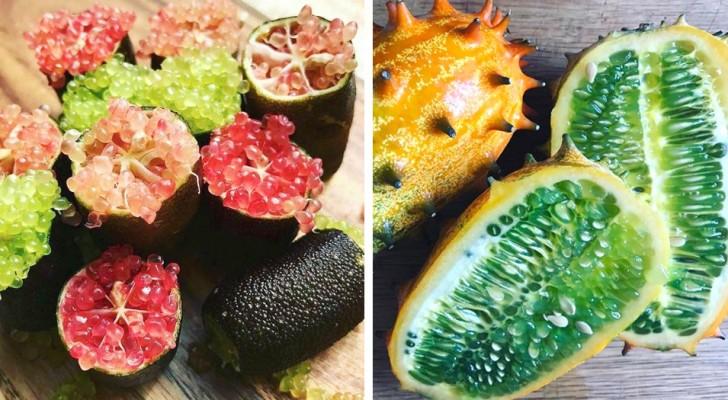20 frutti esotici rari di cui non avete mai sentito parlare ma che vorrete assaggiare a tutti i costi