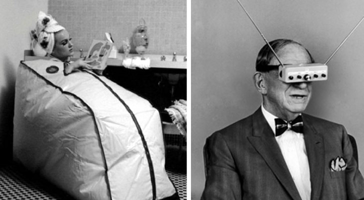 19 gekke uitvindingen van vroeger die niet de proeve des tijds hebben doorstaan... en gelukkig maar!
