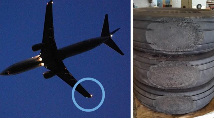 Sommige dingen die we als gevaarlijk beschouwen tijdens vliegen... zijn eigenlijk gewoon vaste prik