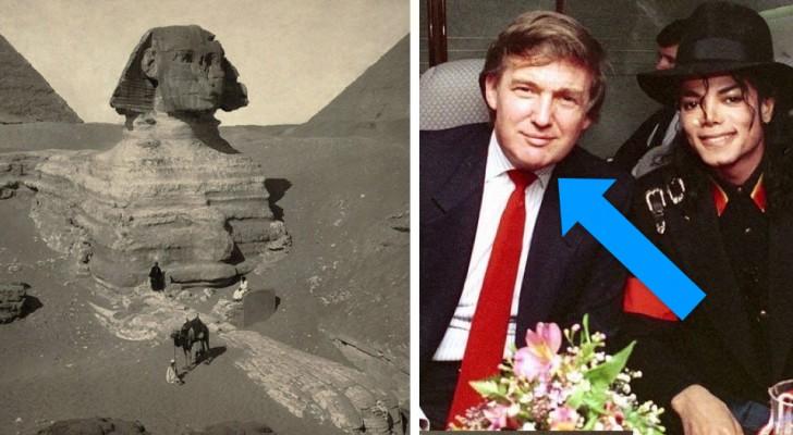 18 seltene historische Fotos, die Sie sonst kaum sehen werden