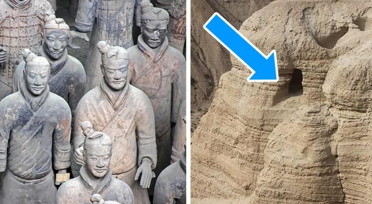 7 importanti scoperte archeologiche che non sapevi fossero state fatte per PURO CASO