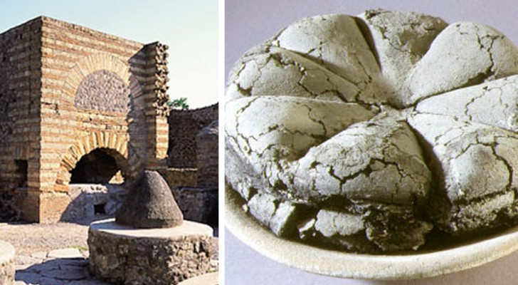 Pompei antica: la città sepolta dall'eruzione del Vesuvio restituisce una pagnotta di 2000 anni INTATTA