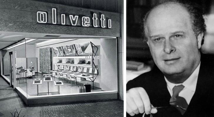 Il design degli Apple Store? Lo ha inventato Adriano Olivetti nel 1954