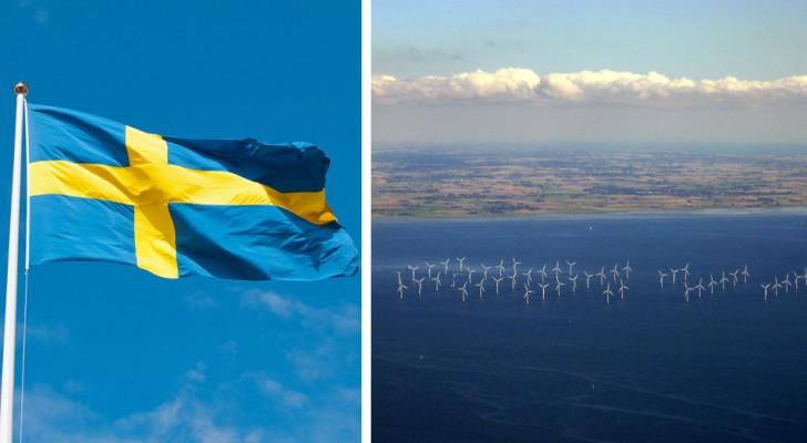 Zweden heeft de doelstellingen voor 2030 voor duurzame energie al 12 jaar voor tijd behaald