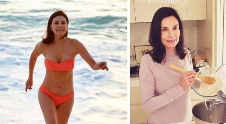 Questa donna di 70 anni ha mantenuto una splendida forma eliminando un solo ingrediente dalla sua dieta