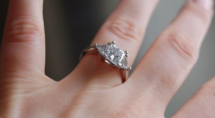 Wetenschappers hebben een ontiegelijk grote hoeveelheid diamanten gevonden op aarde... maar er is met geen mogelijkheid bij te komen