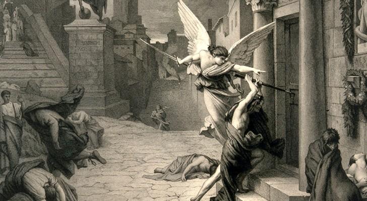 Il personaggio più terrificante della Bibbia non è Satana, ma la mano destra di Dio