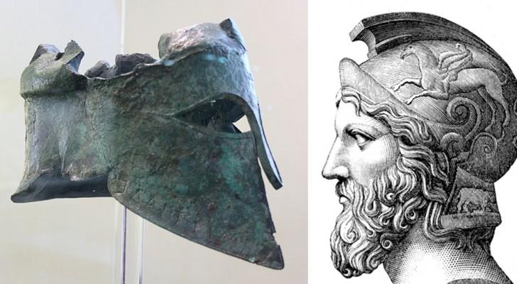 Die Geschichte des Helms der Miltiades ... und der Kampf, der den Lauf unserer Geschichte veränderte