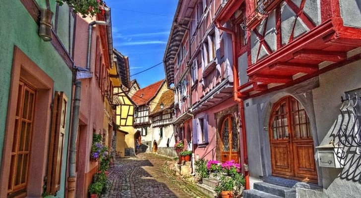 7 affascinanti villaggi francesi che riusciranno perfino a farvi dimenticare Parigi