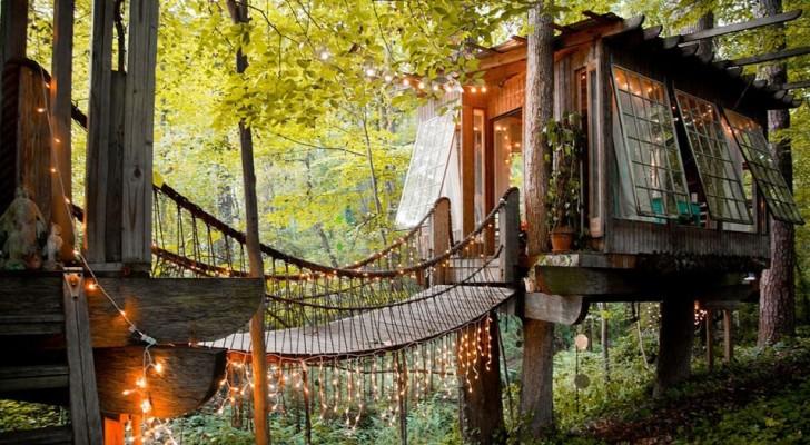 10 alloggi spettacolari e bizzarri che puoi prenotare ORA su Airbnb