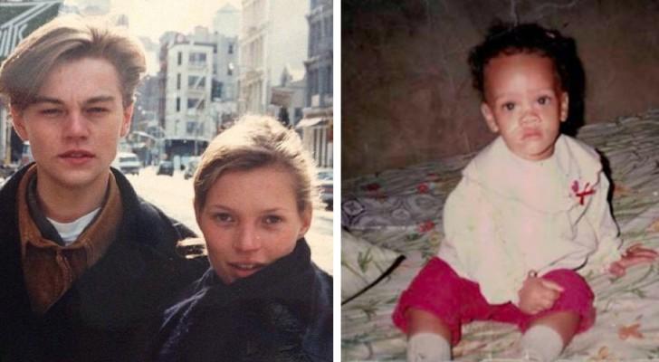 14 Fotos, die uns die berühmten Leute zu einem Zeitpunkt zeigen, als niemand glaubte dass sie einmal Stars werden würden