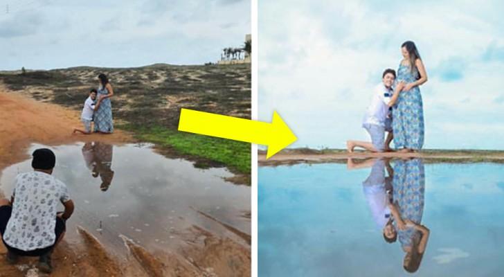 Ce photographe est capable de transformer n'importe quel endroit en un décor à couper le souffle