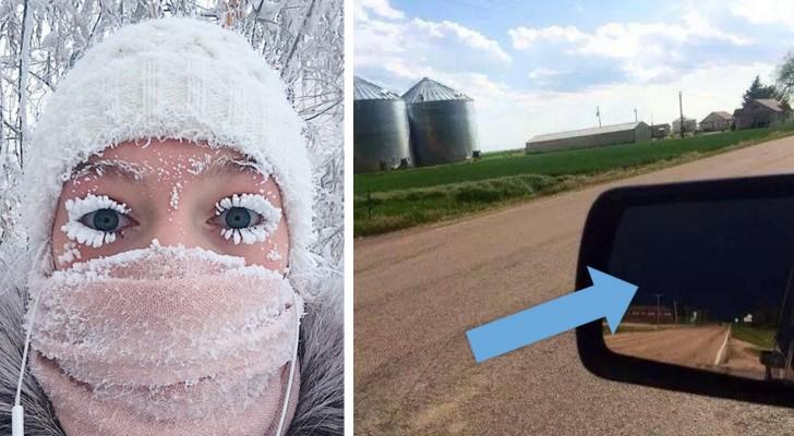 Queste 15 foto impressionanti ci dimostrano che con il clima è meglio non scherzare