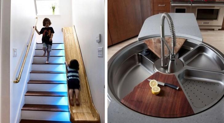 13 verrückte Ideen für das Haus, die dich dazu bringen werden, es zu erneuern