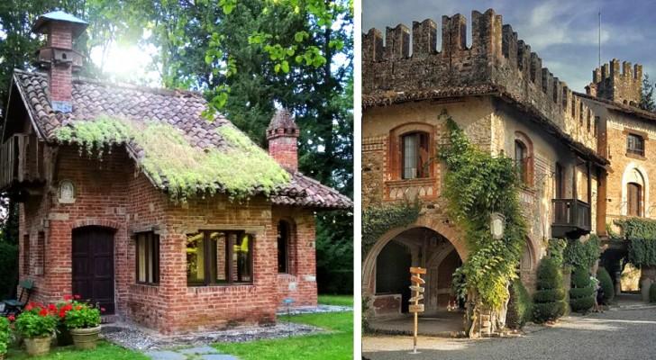 Grazzano Visconti: Das italienische Dorf, in dem alles wie in einem Märchen aussieht