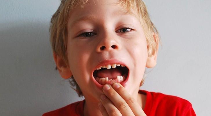 Conservare i denti da latte può salvare la vita a tuo figlio?