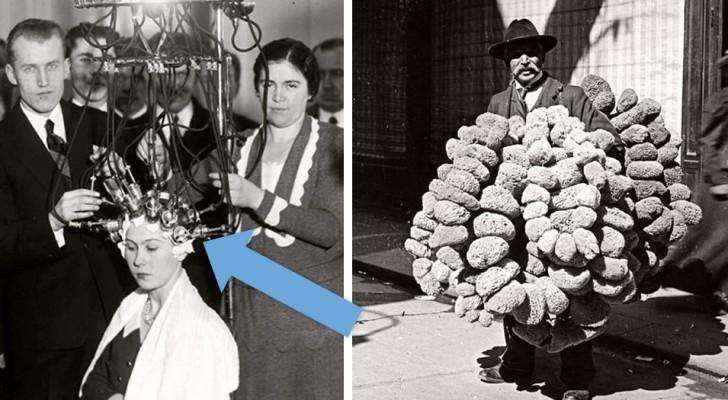 20 foto in bianco e nero che ti mostreranno qualcosa per la prima volta in assoluto
