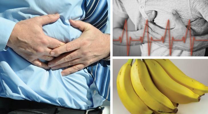 9 sintomi tipici che indicano una carenza di potassio