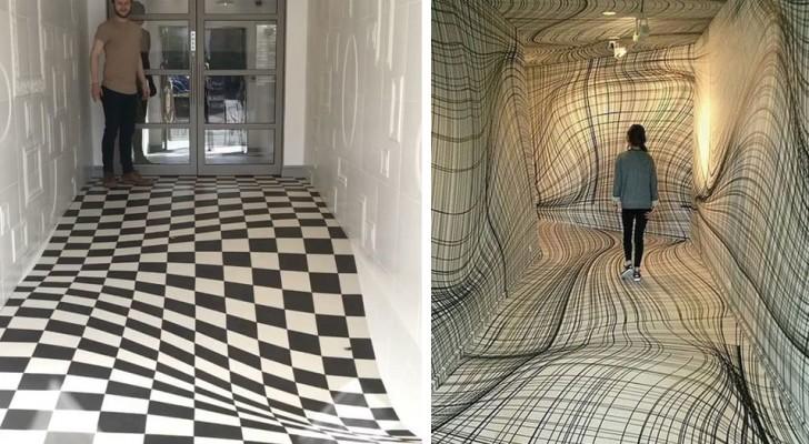 Van deze 26 ideeën voor een psychedelische kamer vouwen je hersens zich gewoon dubbel