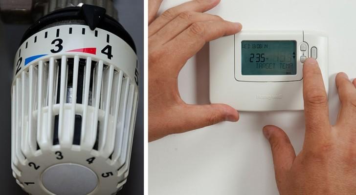 5 erreurs sur le chauffage domestique que nous répétons tous les ans