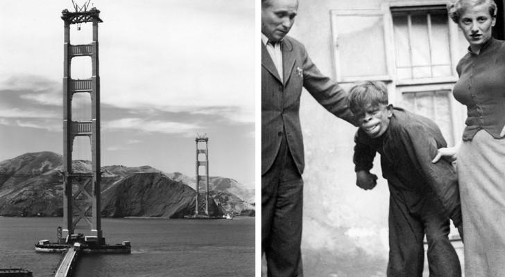15 photos qui vous raconteront des détails inconnus d'événements historiques que vous connaissez