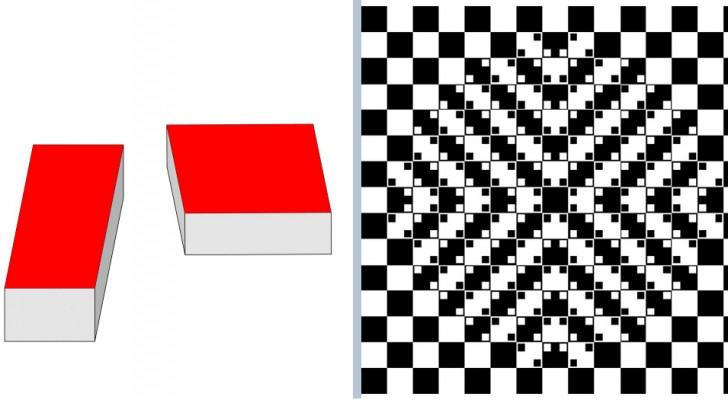 20 illusioni ottiche che vi daranno prova di quanto vediamo la realtà distorta